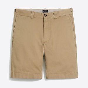 J. Crew Gramercy Broken In Shorts